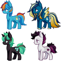 pony adopts ! | closed by irlnya