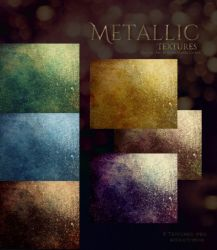 Pack Textures - Metallic by ROSASINMAS