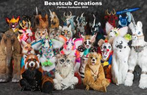 Beastcub Creations Gathering by LilleahWest