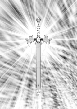 Sword of Nature version 02 by OrcunA