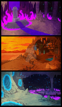Backgrounds by Kritzelkrams