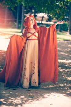 Autumn fairy 2 by Elisa-Erian