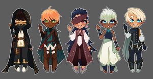 Little batch 2 [OTA] closed by Pixel-Latte