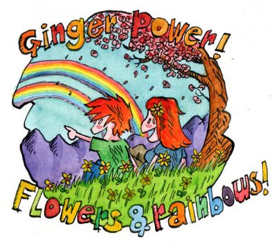 Ginger Power by nikisiou