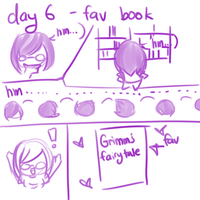 day 6 Fav book by OMGProductions