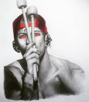 Josh Dun by BlurryMLS