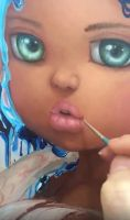 Lips Wip Photo by camilladerrico