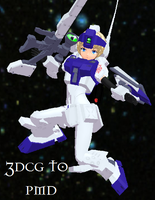 MMD- Robo B-DOWNLOAD by MMDFakewings18