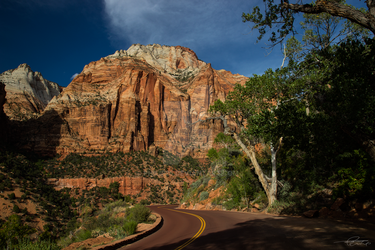 The East Temple - Zion National Park USA by Philip25