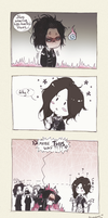 The Gazette - Oversized xD by KaZe-pOn