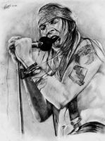 Axl Rose by onlyuandme