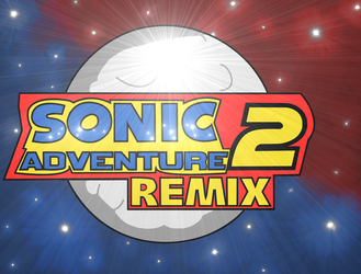 Sonic Adventure 2 Remix - Promotional Poster by UrsineTimes