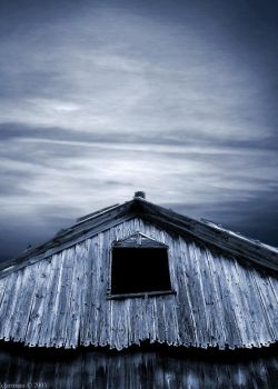 Barn of darkness by nobodie