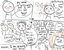 [comic] im the best by k-ip