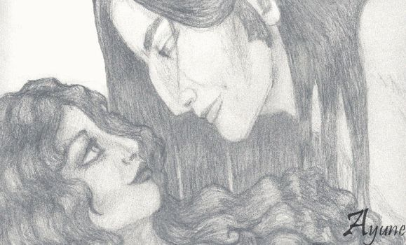 Severus and Rachel 1978 by ayune