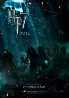 HP7 - Death Eaters Poster by jefferson-hp