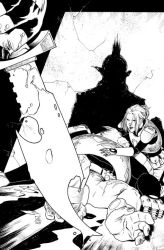 COPPERHEAD 10 cover lines by scottygod