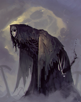 Carrion Witch by Wuggynaut