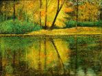 Autumn Reflections by Landscapist
