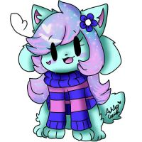 A Temmie Me by cutelittlepikakitty