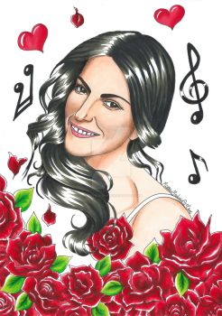 Laura Pausini by matthew-chan