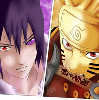Naruto Chapter 673 - We are ready by xWolfsSpiritx