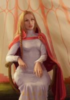 Princess Ovelia by Feael