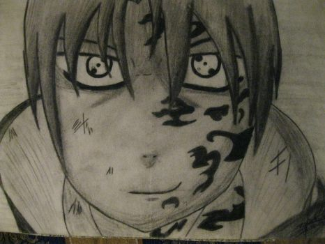 Possesed Sasuke by RomantistEgoist