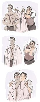 TF2 Old wounds by MadJesters1