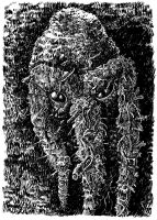 man thing by laseraw