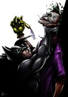 the Bat and the J by 0nesto