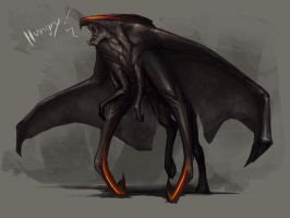 Missile munching MUTO by Tapwing