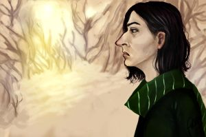Severus Snape by findmymind