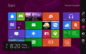 Windows 8 consumer preview by MspnDev