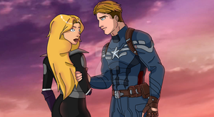 Marvel- Just want you safe by FCDrawer4Ever