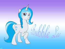 Bubble Lee Pony by MysteryFanBoy718