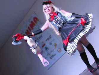 Mayu Vocaloid Cosplay by Shaply
