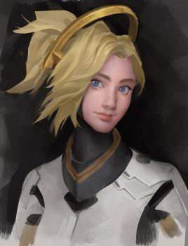 Mercy by IndahAlditha