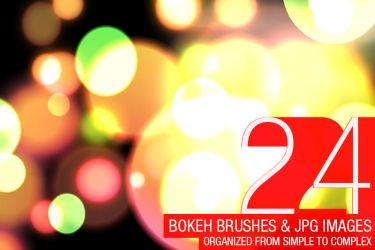 24 Abstract Bokeh Brushes by pstutorialsws