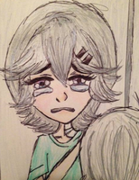 20 ways to draw your oc day two: crying by Icestromflash