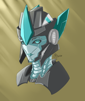 TFP OC: Aceneon (Redesign) by AutoConBuddy