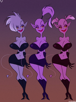 Succubettes by SLB-CreationS
