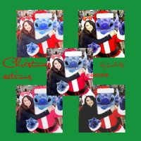 Christmas actions - 4 pack by lovelielife