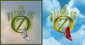 Wizard of Oz Logo Concept by Cor104