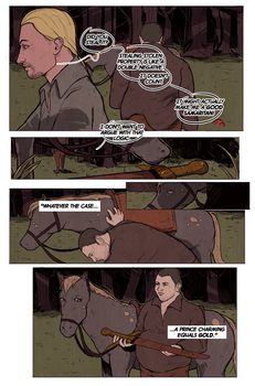 Lest // Chapter 1 (pg. 5) by Herssian