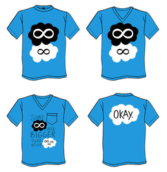 TFIOS t-shirt designs by oguladnama