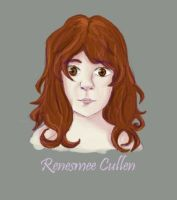 Renesmee Cullen -Spoilers- by picklelova