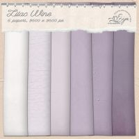 Lilac Wine paper pack by Eijaite
