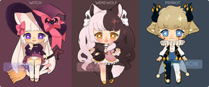 Spoopy Adopts [CLOSED] by nuenie