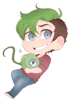Jacksepticeye by SecretNarcissist